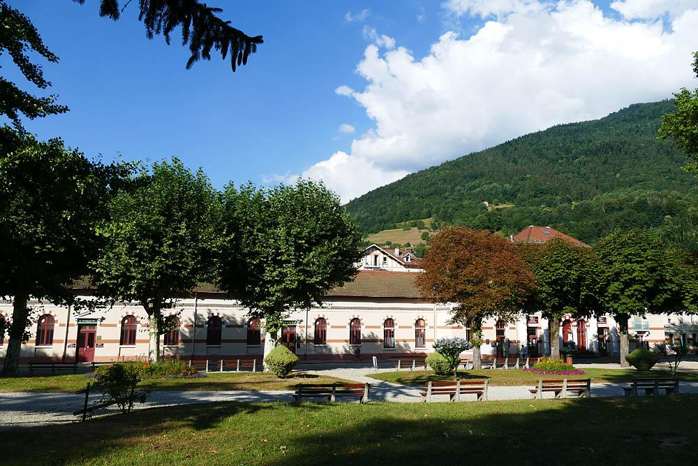 Le Gîte du Porche près desThermes d'Allevard pour votre séjour bien être dans les Alpes