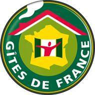 Le Gîte du Porche est labellisé 3 épis par les Gîtes de France